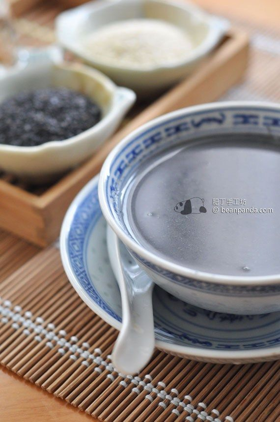 25+ best ideas about Black sesame paste on Pinterest ...