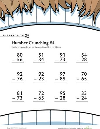 1000+ images about Subtraction Resources on Pinterest | Facts ...