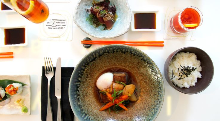 Roll up to the RawBar and enjoy a Japanese inspired boozy brunch!