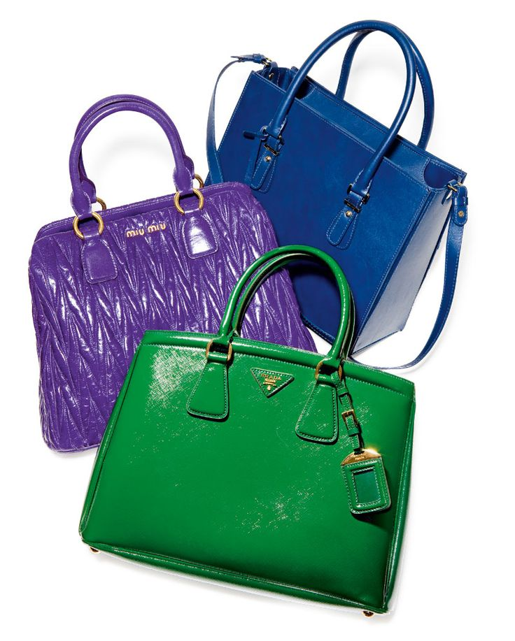Nesta temporada a dica para atualizar o look é adicionar cor ao tradicionalismo. Por isso, aposte em tons fortes! http://abr.io/Ixh6