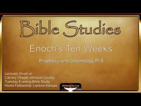 Enoch's 10 weeks Ken Johnson
