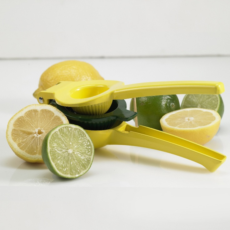BEST for making fresh margaritas. And I've made a lot of margaritas ...