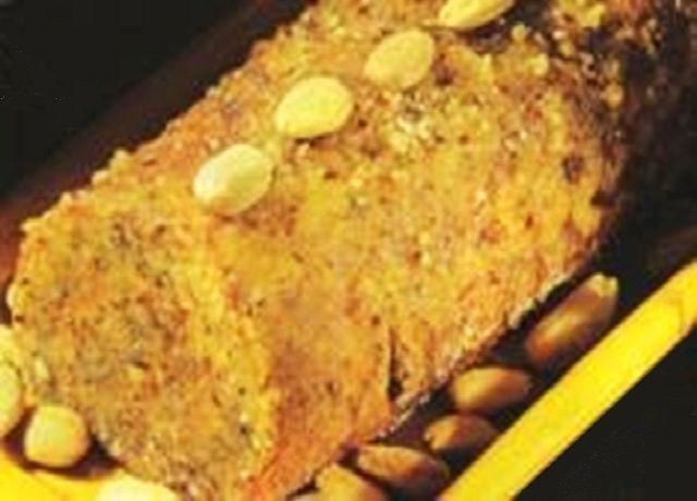 Receita de Torta com Amêndoa e Ovos-moles | Doces Regionais