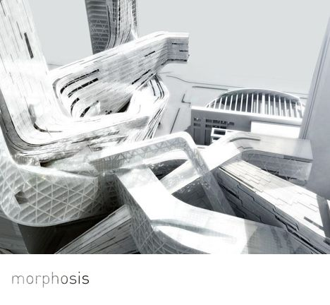 Morphosis - Four Towers in One