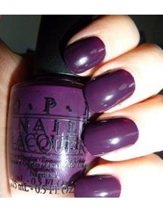 A road tripper's delight.   OPI NAIL POLISH IN HONK IF YOU LOVE OPI, $8, OPI.COM.