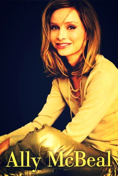 """Ally McBeal--I usually don't like """"quirky"""" shows much, but I did enjoy this one."""