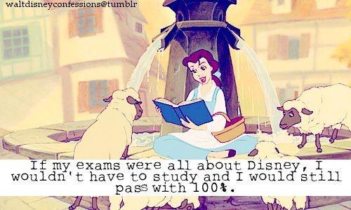 Can I take an AP Disney class please