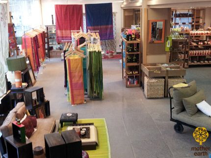 Athangudi, a collection of finest Hand crafted organic cotton sarees only at Mother Earth Domlur store till October 6th.