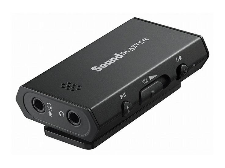 크리에이티브, USB 오디오 인터페이스 '사운드 블라스터 E1' 발매