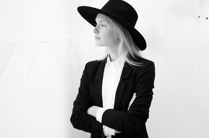 An editorial shoot, styled by Daphne Iliaki. Stephanie Cook is rocking our white Blossom shirt- to be launched soon.