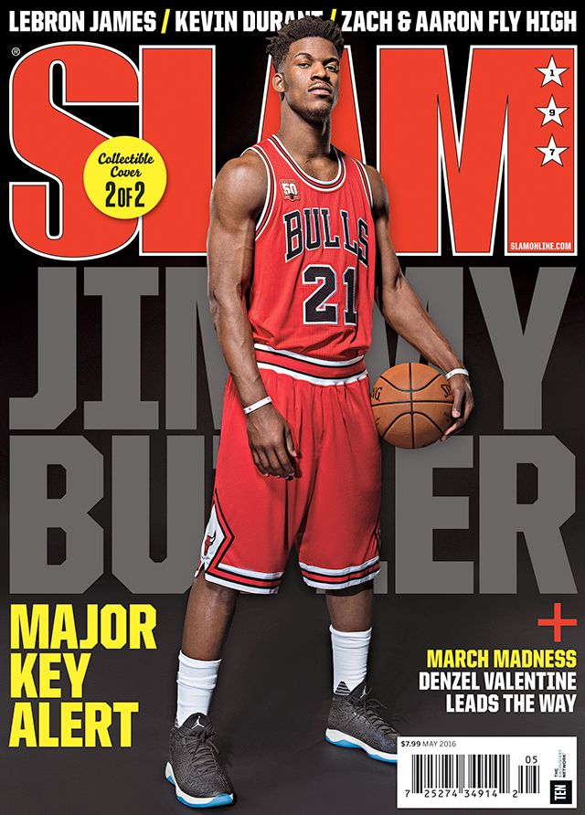 84ce1772b9578d ... SLAM 197 - Jimmy Butler (Cover 2 of 2) ...