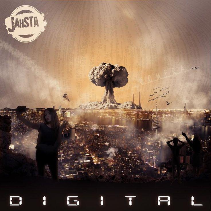#MUSICA #REGGAE #DISCO #ILUSTRACION #DISEÑO #CROWDFUNDING  JahSta - DIGITAL - Nuevo disco.  Crowdfunding para el nuevo disco de la zaragozana banda de Reggae JahSta. Crowdfunding verkami: http://www.verkami.com/projects/16495-jahsta-digital-nuevo-disco