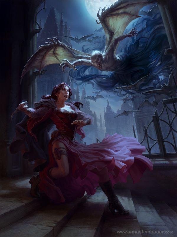 30 Mind Blowing Fantasy Artworks | Cuded ImagineFX 96 Workshop