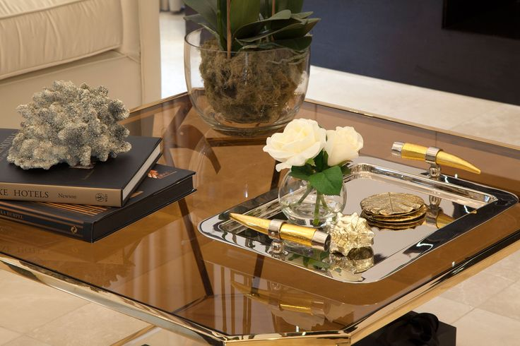 Coffee Table Accessories  | JHR Interiors