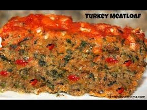 How to cooking a Turkey Meatloaf | Follow Step-By- Step | cooking a turkey