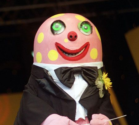 I think I want to start a Mr Blobby board :S
