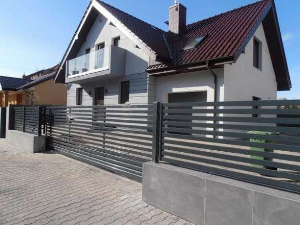 ogrodzenie nowoczesne, ogrodzenie panelowe, ogrodzenie Sochaczew - image 2