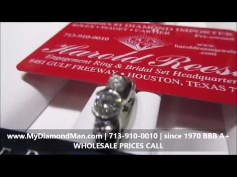 . Visit us today - $100 to $1,000s - Visit us before you buy from a retail jewelry store. 8481 Gulf Freeway, Houston, TX 77017 | Call: 713-910-0010 or visit: http://mydiamondman.com/houston-jewelry/diamond-engagement-rings-houston-jewelry-store/