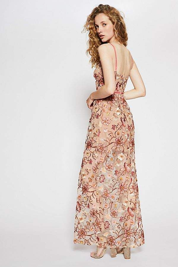 6564e4460dc760 Floral Tulle Dress #freepeople | WOMEN'S FASHION OF ALL KIND ...