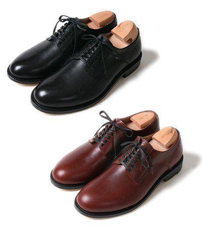 メンズおすすめ革靴・レザーシューズ ミソグラフィー