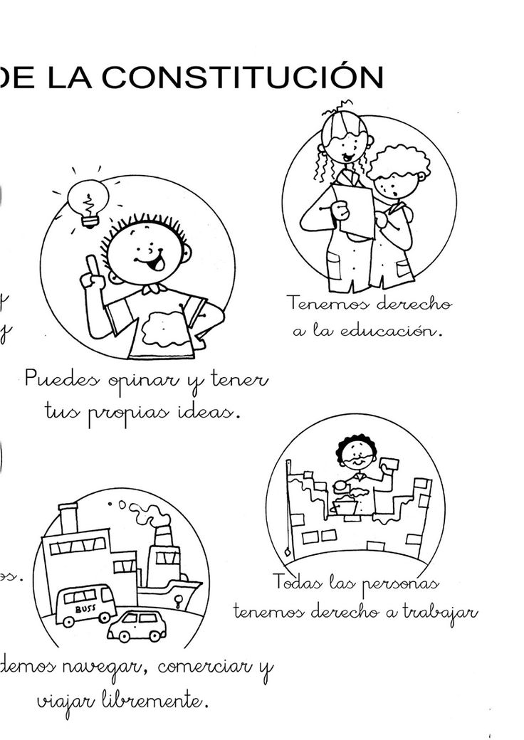 Menta Más Chocolate - RECURSOS PARA EDUCACIÓN INFANTIL: Cuentos del DIA de la CONSTITUCION