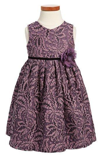 Pippa & Julie Lace Dress (Toddler Girls) | Nordstrom