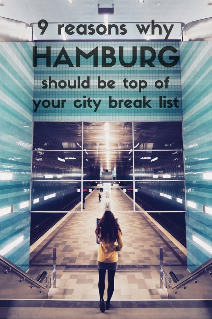 9 Reasons Hamburg Should Be Top of Your City Break List This Winter