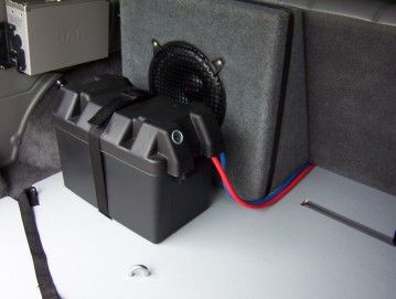 Can You Install An Inverter Under The Car Hood
