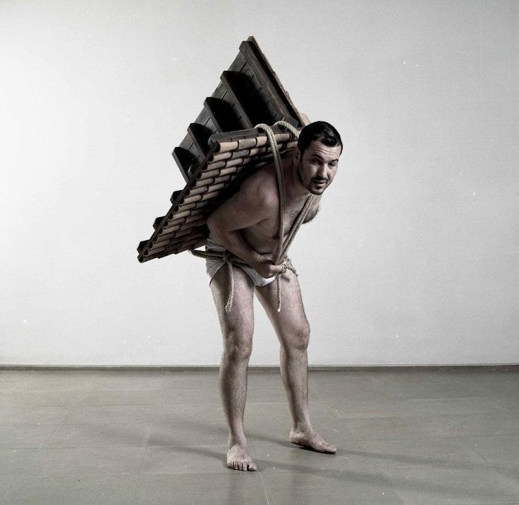 "Adrian Paci, ""Lives in transit"", Museo Jeu de Paume, Parigi. Photo © Romain Darnaud, Jeu de Paume"