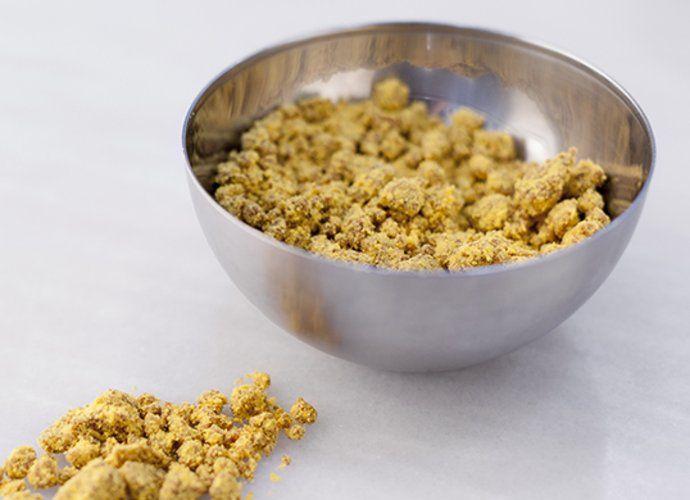 Migas de fruta de la pasión para #Mycook http://www.mycook.es/cocina/receta/migas-de-fruta-de-la-pasion