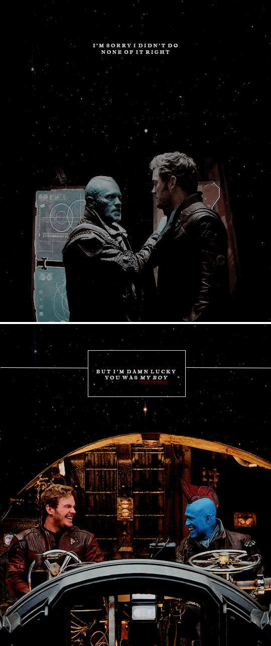 He may have been your father, but he wasn't your daddy #marvel