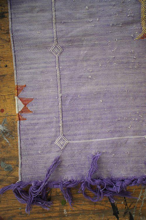 Large Moroccan Sabra Kilim Rug Textiles Pinterest