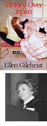 Ellen Gilchrist: Victory Over Japan.   1984 - www.nbafictionblog.org - National Book Awards Fiction Winners