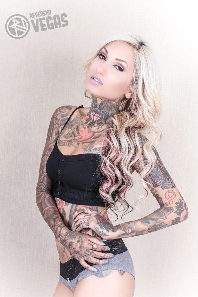 Bernadette macias tattoo magazine for Best tattoo magazine