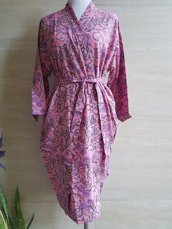 Check out this item in my Etsy shop https://www.etsy.com/au/listing/600362421/cotton-robe-kimono-wedding-bridesmaid