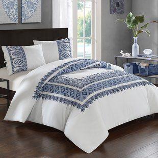 Blue King Size Comforter Sets You'll Love | Wayfair