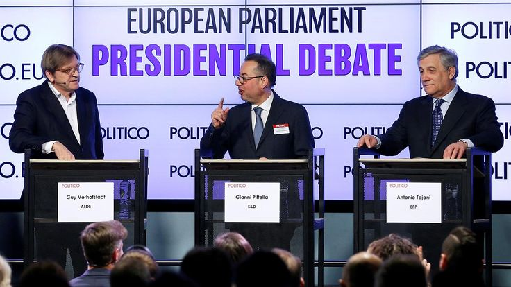 Hartes Ringen ums Präsidentenamt: EU-Abgeordnete fetzen sich um Schulz' Erbe