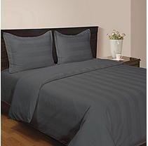 Hotel Luxury Reserve Collection 600 Thread Count Comforter - Queen (Grey)
