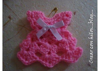 Crochet Mini Dress - Tutorial ❥ 4U hilariafina  http://www.pinterest.com/hilariafina/