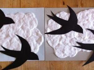 Bricolage d'automne : les oiseaux migrateurs (Bis) - par nounoucathy                                                                                                                                                                                 Plus                                                                                                                                                                                 Plus