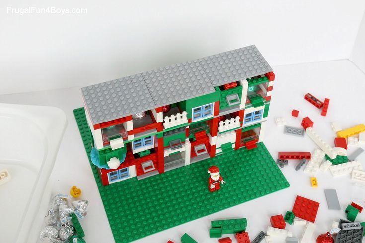 Lego Advent Calendar Ideas : Unique lego advent calendar ideas on pinterest