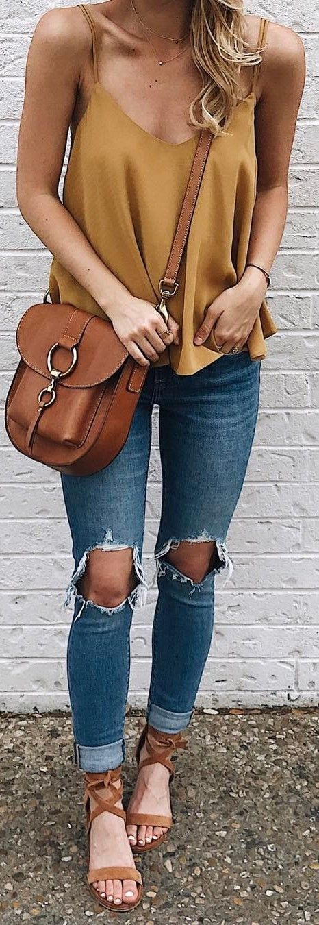 Lovely Summer Outfits To Inspire Yourself #summer #outfits