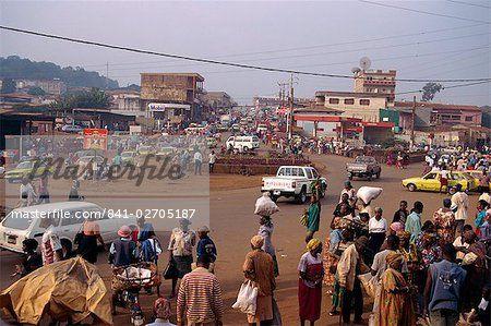 Bafoussam City