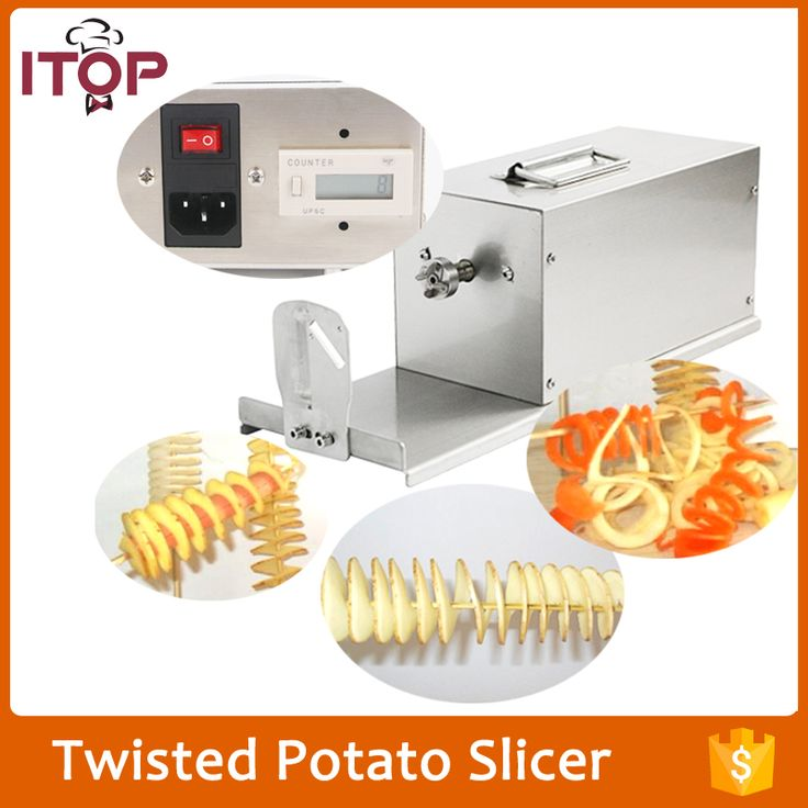 Check Price Fast Delivery! Electric Twisted Potato Cutter, Stainless Steel Potato Slicer, High Quality French Fry Cutting Machine #Fast #Delivery! #Electric #Twisted #Potato #Cutter #Stainless #Steel #Slicer #High #Quality #French #Cutting #Machine