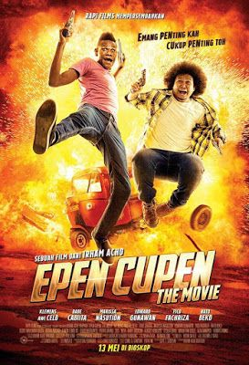 """Click """"Visit"""" button for watching Epen Cupen The Movie (2015) streaming movie online at Layar Perak, the best streaming movie online for free and forever"""