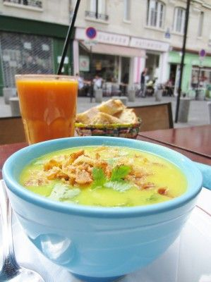 PARIS FENI (Oberkampf) — cantine bangladaise, jus, smoothies, curry, biryani...