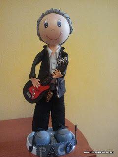 fofucho rockero Paco