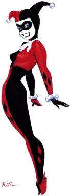 Bruce Timm, Harley Quinn