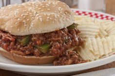 Linda's Sloppy Joes omit gr. pepper, br. sugar, Add:1 t. dry mustard, 1 t. Ancho or chili powder, 1 t. Perfect Pinch Cajun seasoning, more salt & Pepper opt. 2t. Frank's Hot Sauce/Onions not cooked with hamb. crunchy/minced garlic?