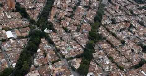 osCurve   Contactos : El Poblado ya no es lo más verde en Medellín